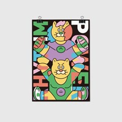 리듬파워 A3 포스터