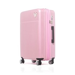 [디즈니]신제품 미키캐리어 핑크 20형 기내용 여행 캐리어