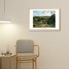 Jalais Hill, Pontoise - 카미유 피사로 011