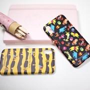 디즈니 푸우 다즐링 패턴 하드 케이스 아이폰 갤럭시 LG