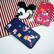 디즈니 미키&미니 러브 시그널 하드 케이스 아이폰 갤럭시 LG