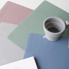 파스텔 실리콘 식탁매트(4color)