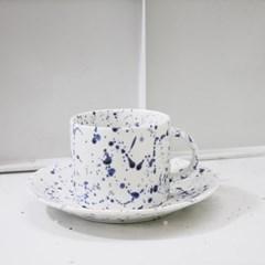 [서울바다] 마띠에르 컵, 플레이트 - 장마