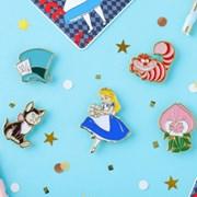 [Disney] 앨리스 뱃지