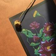 [여전히아름다운/그림액자] 연꽃