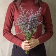 미스티블루 꽃다발(드라이플라워)