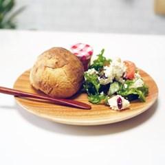 [알럽하우스] 우드 옻칠 버터 나이프