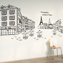 idk354-아름다운 파리의 거리B