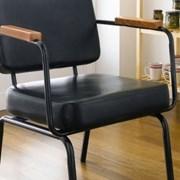아리아퍼니쳐 Square Back 인테리어 의자 4color