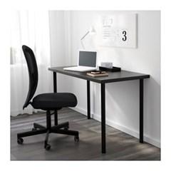 이케아 LINNMON/ADILS 테이블 (100x60 블랙브라운)