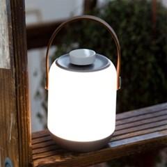 핸들 랜턴 LED 무드등 (밝기조절가능/USB전원/충전식)_(1523861)