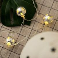 가랜드 LED 무드등 [사탕] (10구/건전지타입)_(1523480)