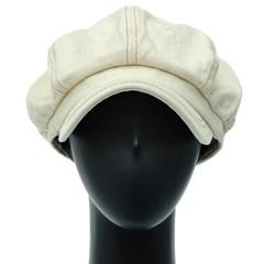[더그레이]DKN02.스티치장식 여성 빵모자 팔각모자