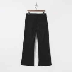 Black Wide Jeans