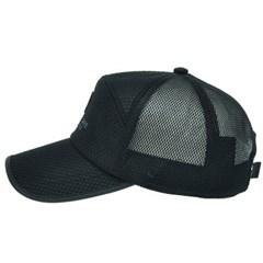 [더그레이]DCO02.남성 벌집메쉬 라인배색챙 골프 모자