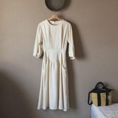 Spring Cotton DRESS (2-color)