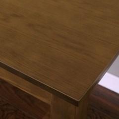 아리아퍼니쳐 Cabin-4-Walnut 다이닝테이블 (table only)