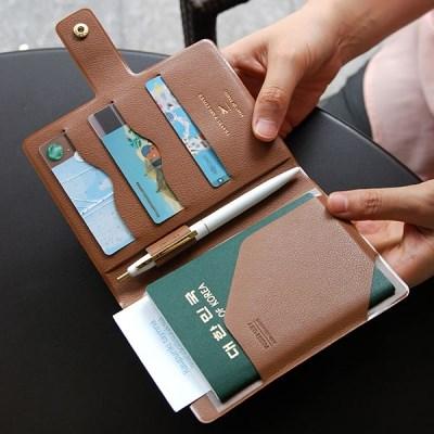 [스크래치] Travel Pass Cover