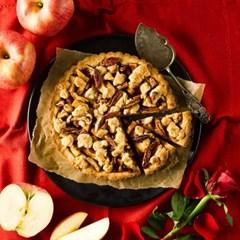 애플 크럼블 파이 만들기