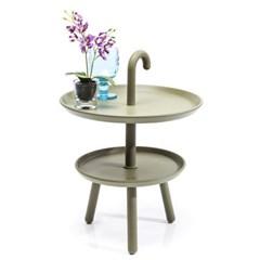사이드 테이블 재키 그린 Ø42cm