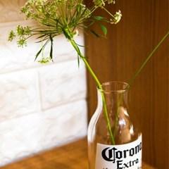 코로나 꽃병