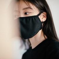 [Organic Mask] Black (Adult)