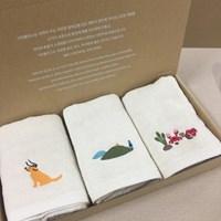 [Organic Towel] TOWEL set (3ea)