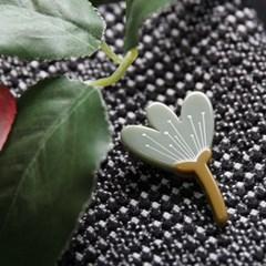 [엔비로라]아크릴 부로치 - 꽃들에게희망소형 NBP8016