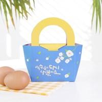 부활절 달걀백(10매)_블루326
