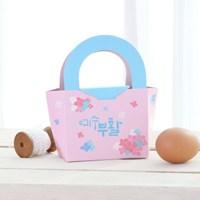 부활절 달걀백(10매)_소프트핑크323