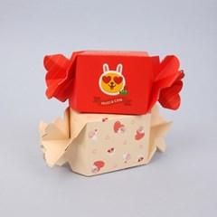 카카오프렌즈 러브 DIY 캔디 기프트박스_(2288727)