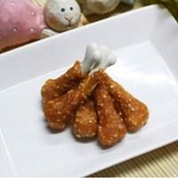 b)헬로도기 라이스 칼슘 닭다리 350g