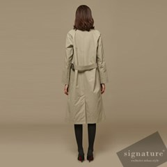 100% Cotton loose trench