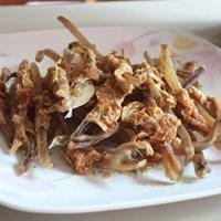 b)통큰수제간식 연골 닭가슴살말이 260g