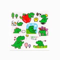 [룸룸] 공룡이의 봄