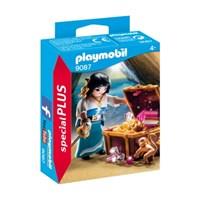 플레이모빌 여자해적과 보물(9087)