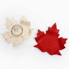 Flexible 한지 단풍잎 바스켓