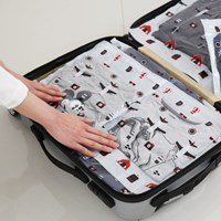 이지트래블 여행용 의류압축팩(중)5p