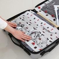 이지트래블 여행용 의류압축팩(대)5p