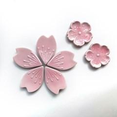 벚꽃잎 젓가락받침 1p