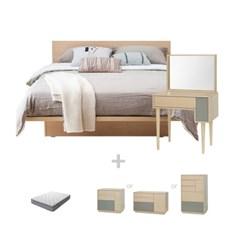 [텐바이텐단독구성] 비에니 K 침실세트