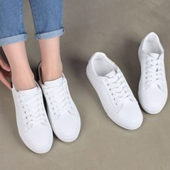 kami et muse Wedge insole tall up white sneakers_KM18s093