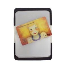 카드지갑 개똥이