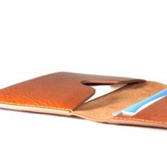 [케사다] 이태리 라파룩스 슬림 명함지갑 (QC012LR)
