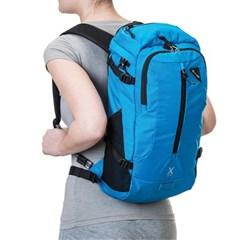 팩세이프 남녀 여행 캐쥬얼백팩 배낭 도난방지 RFID X22