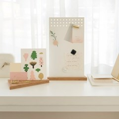 Memo board the split (White)