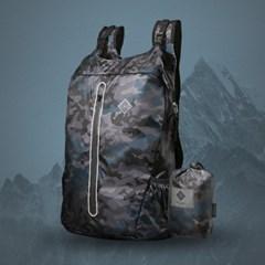 여행등산 도난방지 초경량 폴딩가방 USUAL SPORTS BAG(_(773882)