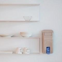 [일상연구소] 비닐정리함/벽걸이형 (색상선택)