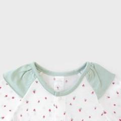 [메르베] 미니베리 신생아 우주복/북유럽아기옷_여름용(_(1009756)