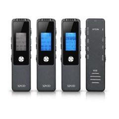 8GB 녹음기 XP50N 보이스레코더 소형녹음기 강의용녹음기